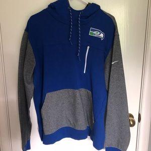 Nike Other - Seahawks Hoodie